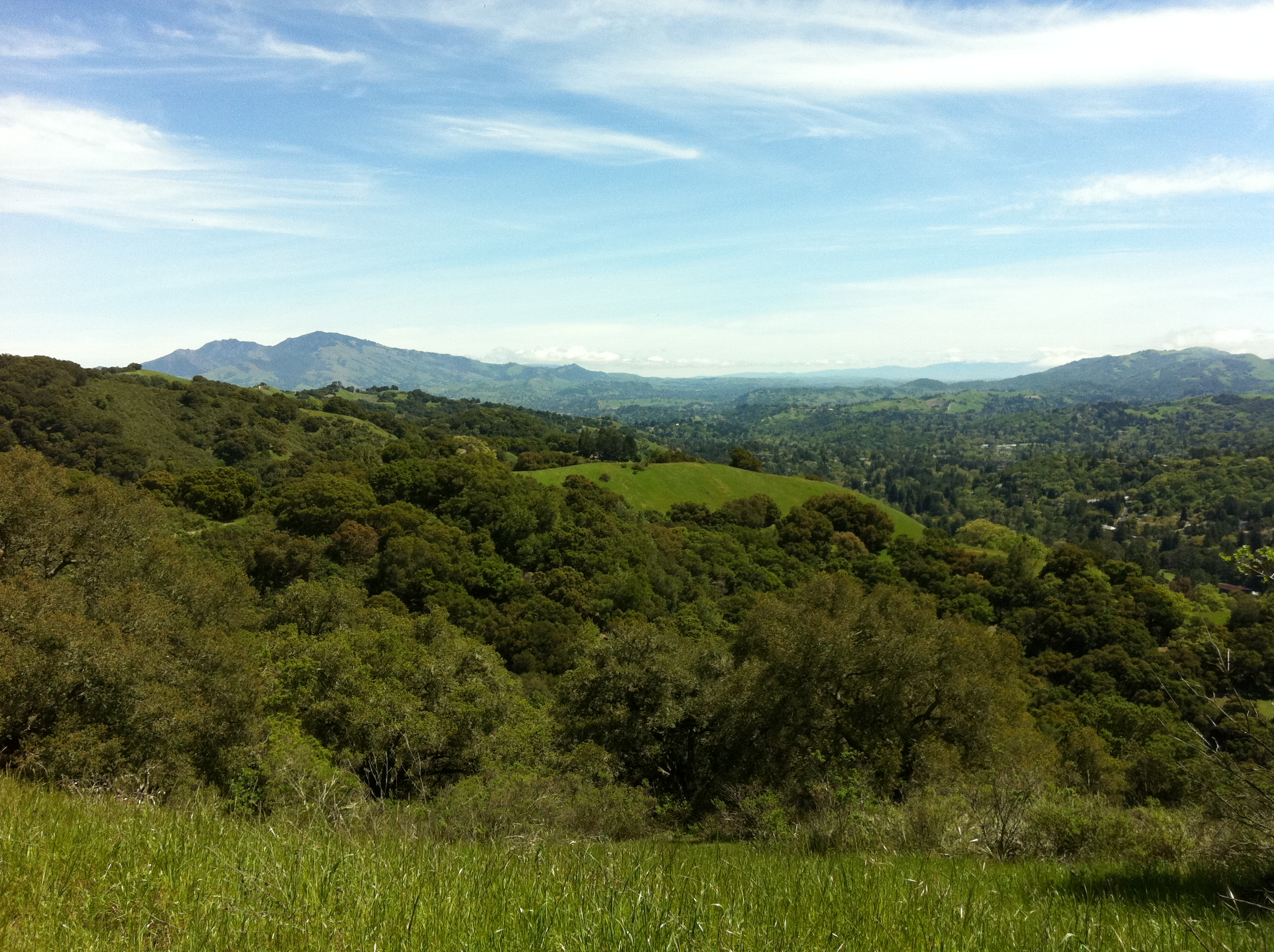The Valley of the Moon in northern Sonoma County
