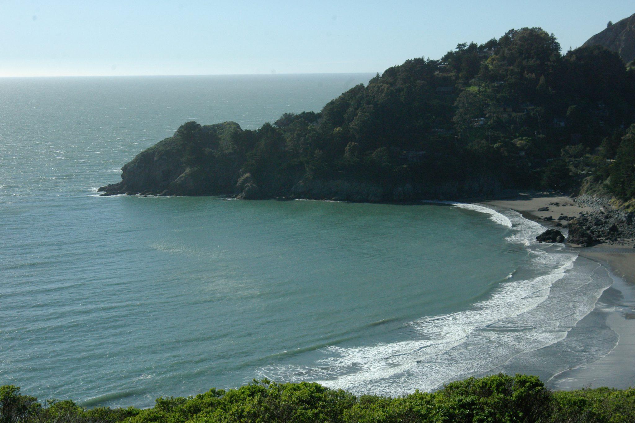 Muir Beach near San Francisco